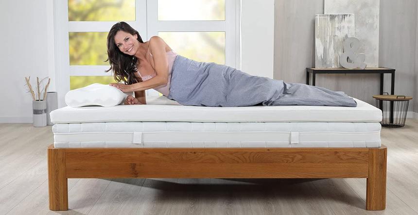 7 Matratzen Topper 120x200 Test – erholsamer Schlaf und das perfekte Liegegefühl
