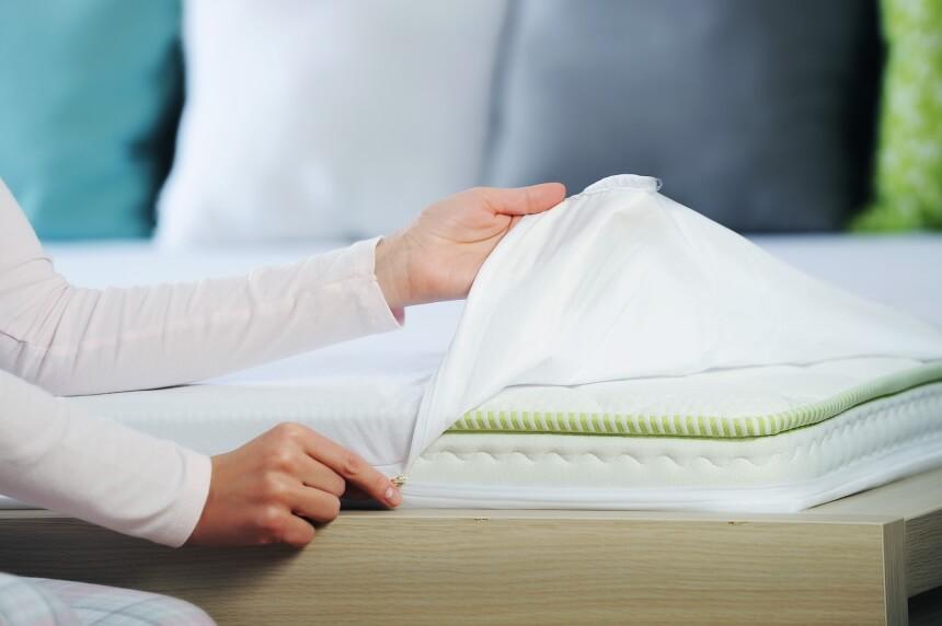 8 Latexmatratzen Test -  Suchen Sie noch immer nach dem Nonplusultra im Bett?