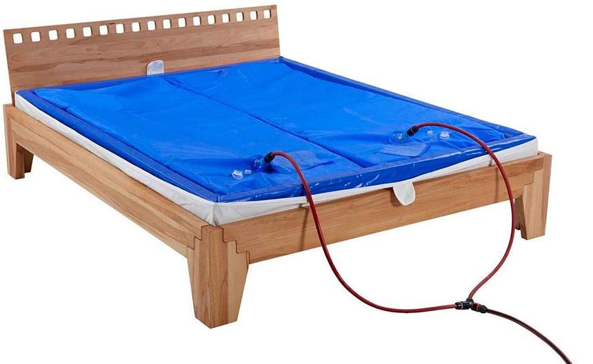 8 Wasserbetten Test – Der ultimative Guide zum besseren Schlafen