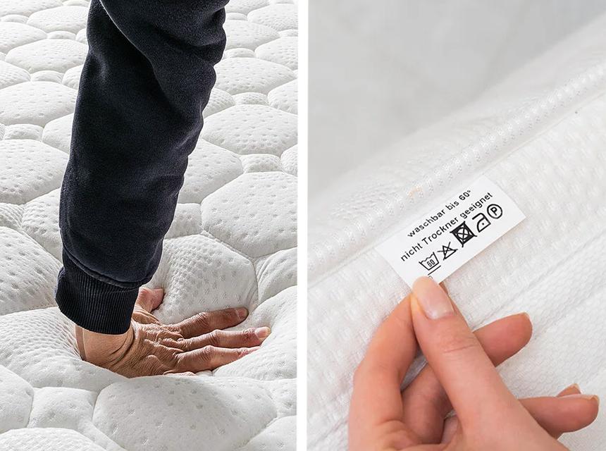 5 Matratzen 80x190 Test – mit der richtigen Matratze besser schlafen!